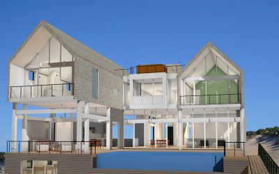 ARCHICAD Supports Steely Solution for McInturff Architects