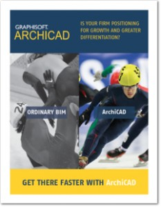 Get there faster with ArchiCAD BIM software