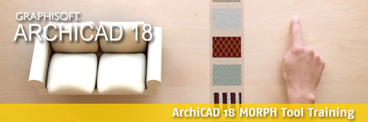 archicad morph training