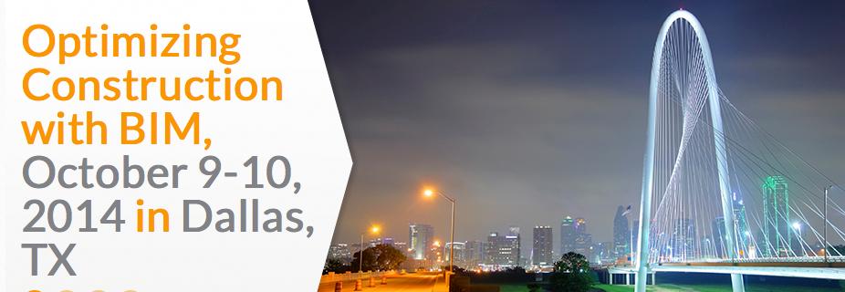 Dallas BIM Forum Features ArchiCAD User, Yates Construction