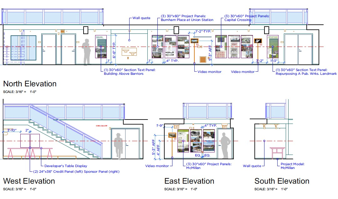 AIA DC Chooses ArchiCAD for Exhibit Design