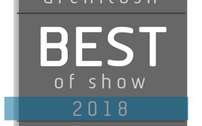 ARCHICAD 22 Wins Best of Show Award