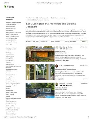 2nd.shot.Architects & Building Designers in Lexington, MA
