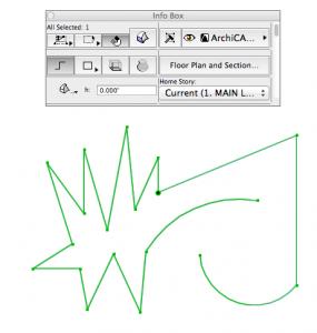 ArchiCAD Morph Tool