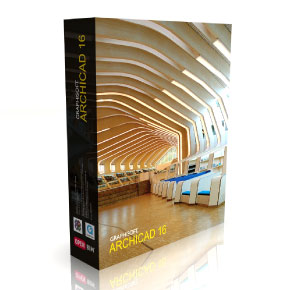 GRAPHISOFT ArchiCAD 16 is Shipping