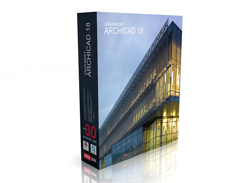 Out of the Box Rendering in ArchiCAD 18 | BIM Engine by ARCHICAD