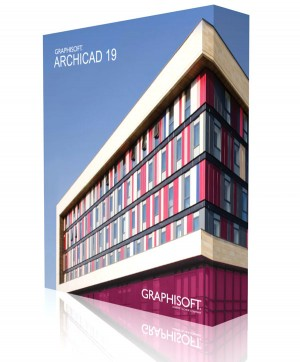 GRAPHISOFT ARCHICAD 19