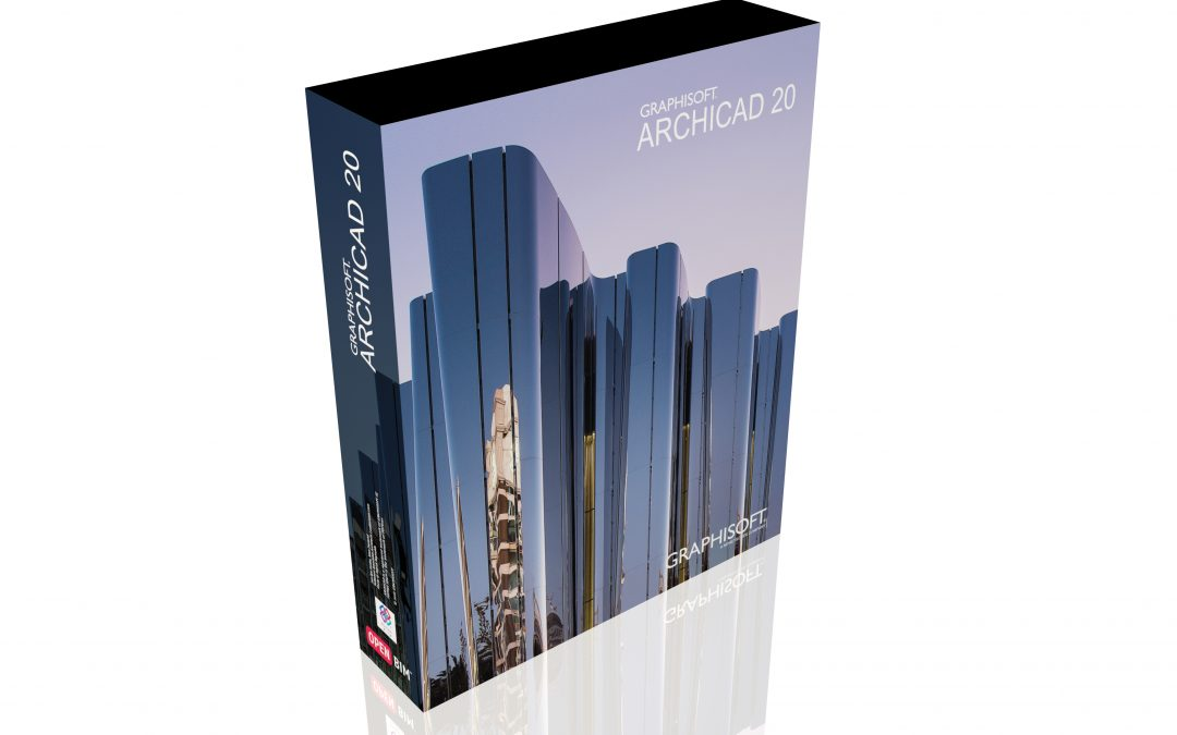 Announcing ARCHICAD 20