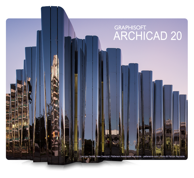 ARCHICAD 20 Live Stream