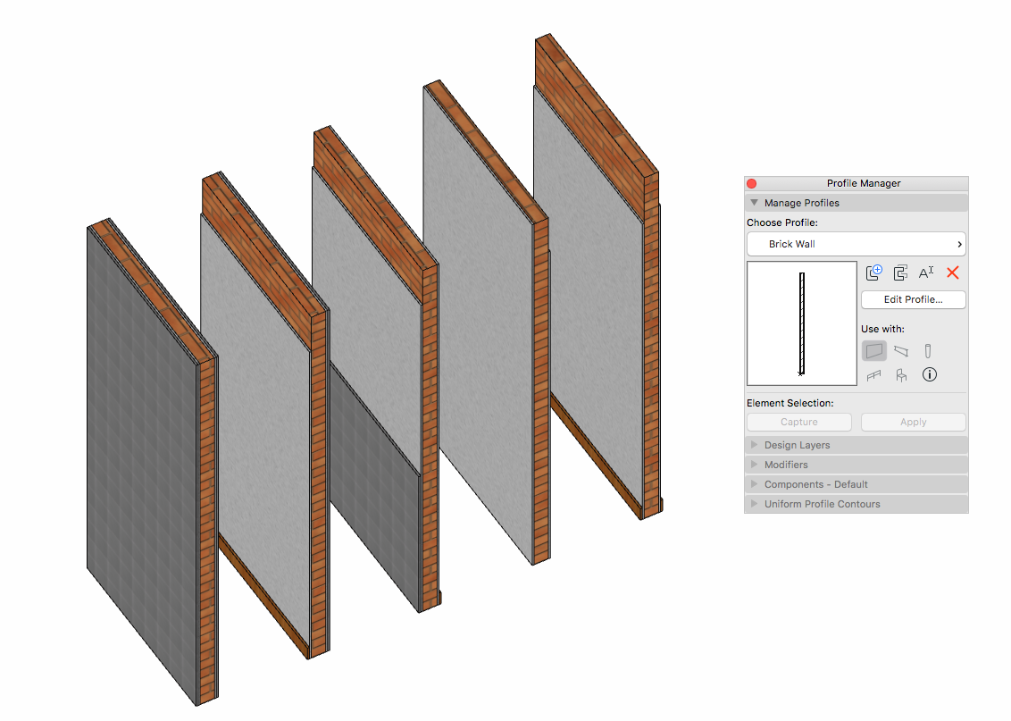 AC22-Parametric_Profiles_Profiles_Wall with Brick Skin Offset2
