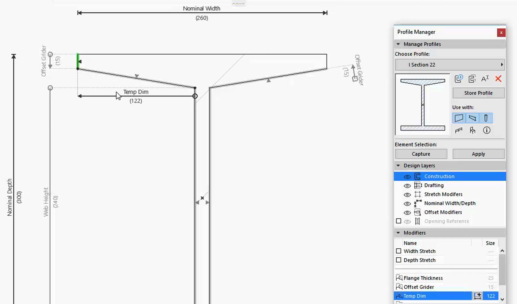 AC22-Parametric_Profiles_SteelSection2