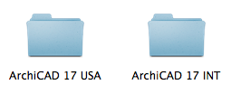 ArchiCAD is Localized