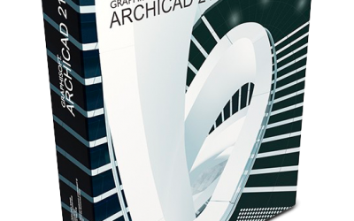 Palace of the Arches – Modeled in ARCHICAD