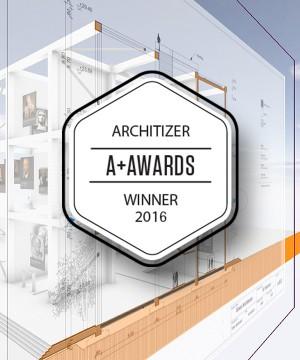 Architizer Award BIMx Pro