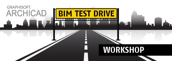 BIM test drive