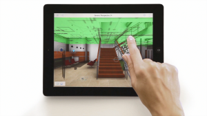 BIMx Hyper-Models on iPad thumb v1