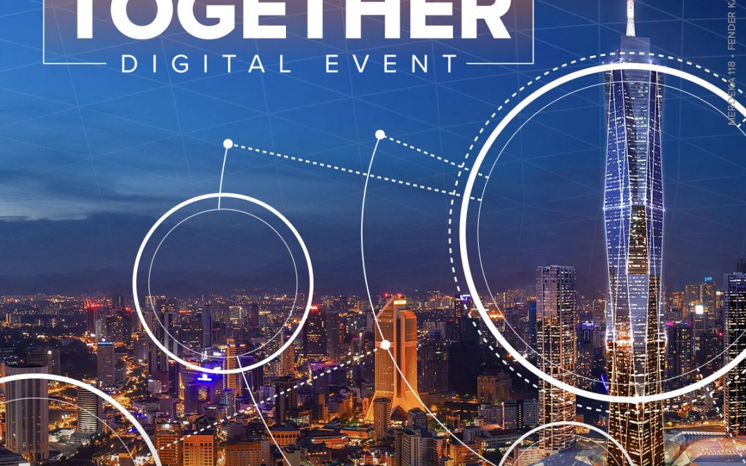 Reach for the Sky at the Building Together Digital Event