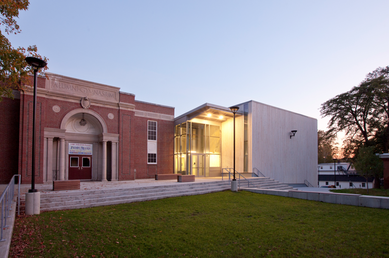 Emery Community Arts Center; Realized by designLAB