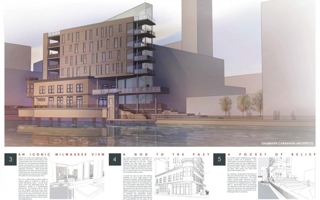 ARCHICAD Firm Wins AIA Milwaukee Emerging Professionals Design Competition