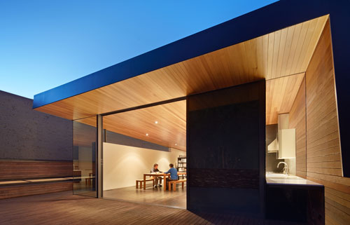 Award Winning Interior by Terry & Terry with ArchiCAD at Hybrid Design in San Francisco