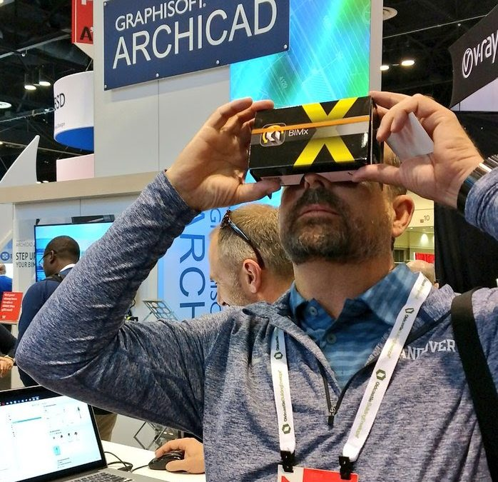 BIMx with VR at A17 Orlando was a HIT!