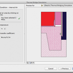 EcoDesigner STAR – Thermal Bridging Simulation Part 2
