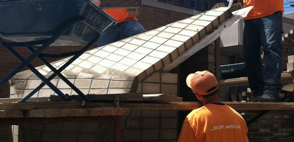 NJIT Students Rely on BIMx to Wow at Masonry Design Build Competition