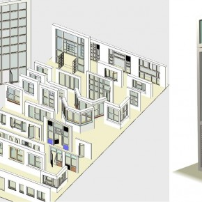 ArchiCAD Modular Joinery