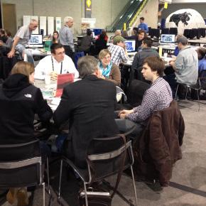 Monson Charrette Part 1 – BIM Server and Collective Design