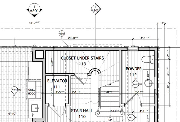 Elevation Marker Plan : Hyperlinks and archicad part graphisoft community
