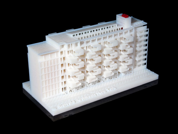 Rietveld architects seeking solutions with archicad bim Making models for 3d printing