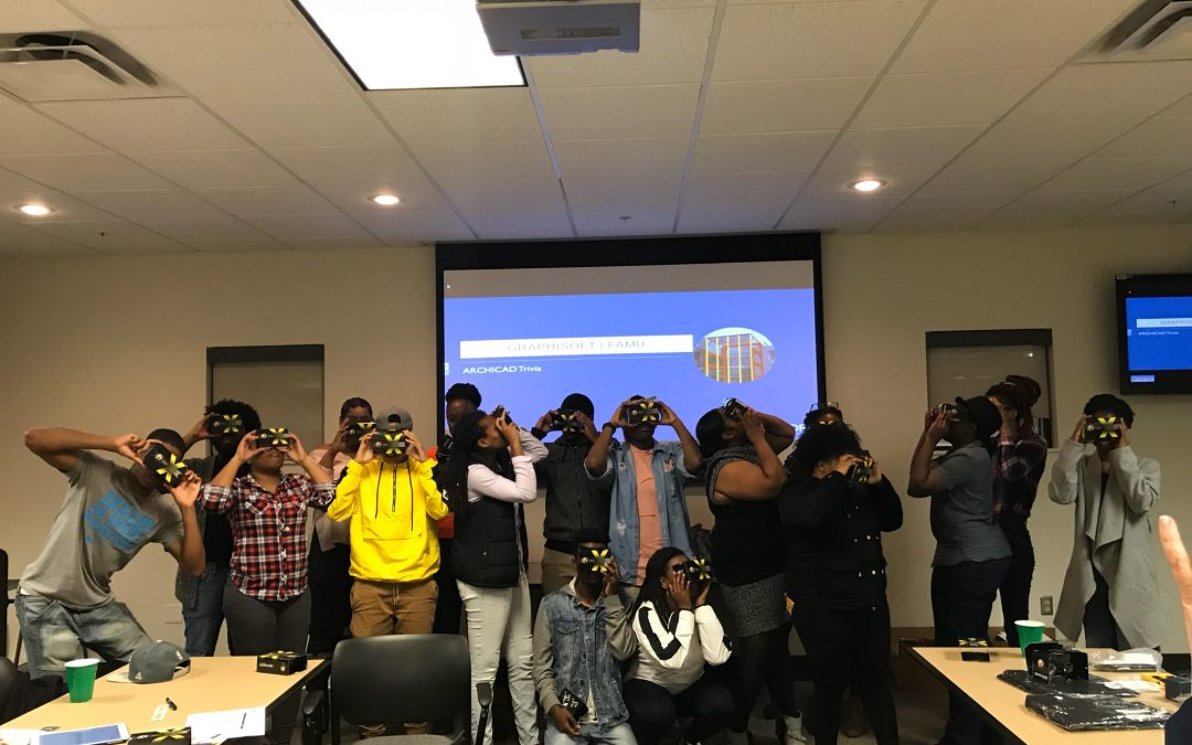Building the Future at FAMU with ARCHICAD