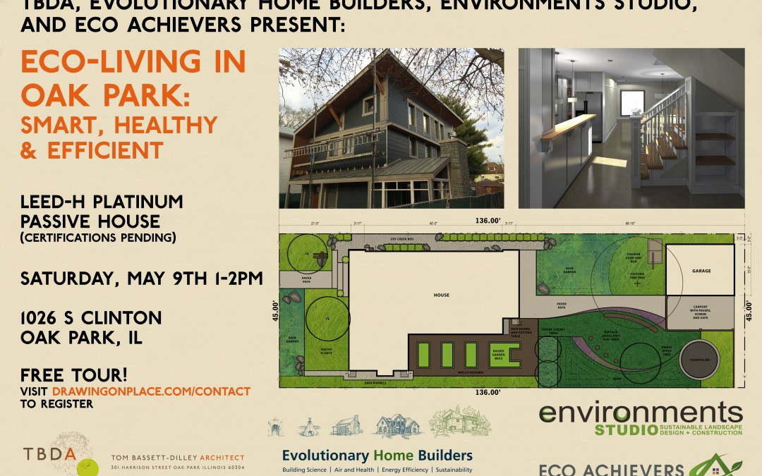 Tour Eco-Friendly Home Designed in ARCHICAD by US Green Building Council Award Winner