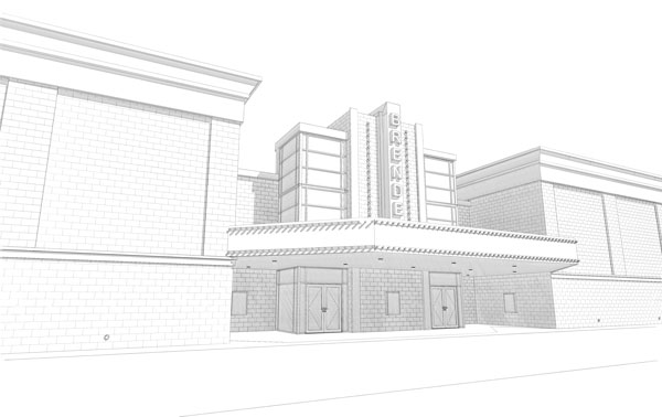Working Big Projects with ArchiCAD