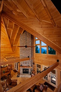 Custom Timber Log Homes with ArchiCAD & BIMx