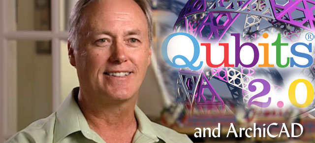 Mark Burginger, Qubits Inventor