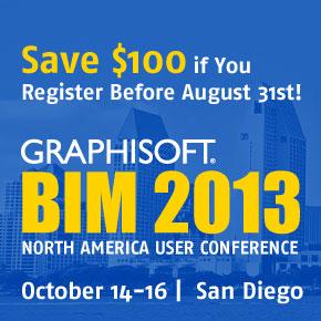 GRAPHISOFT BIM Conference 2013