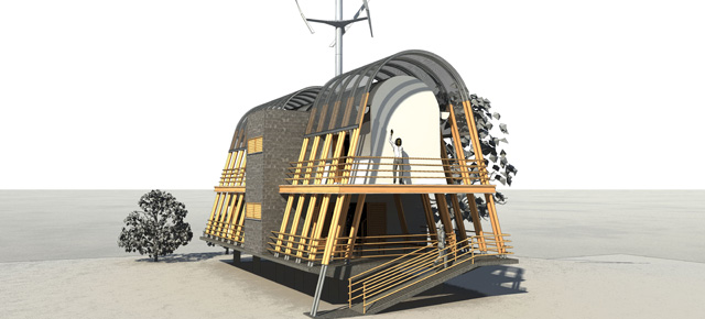 Amonle Studio Workshop Relies on ArchiCAD BIM for Concept Home Design, Earns Caribbean Construction Award