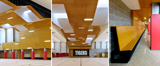 Dake Wells Architecture: Exeter, MO School