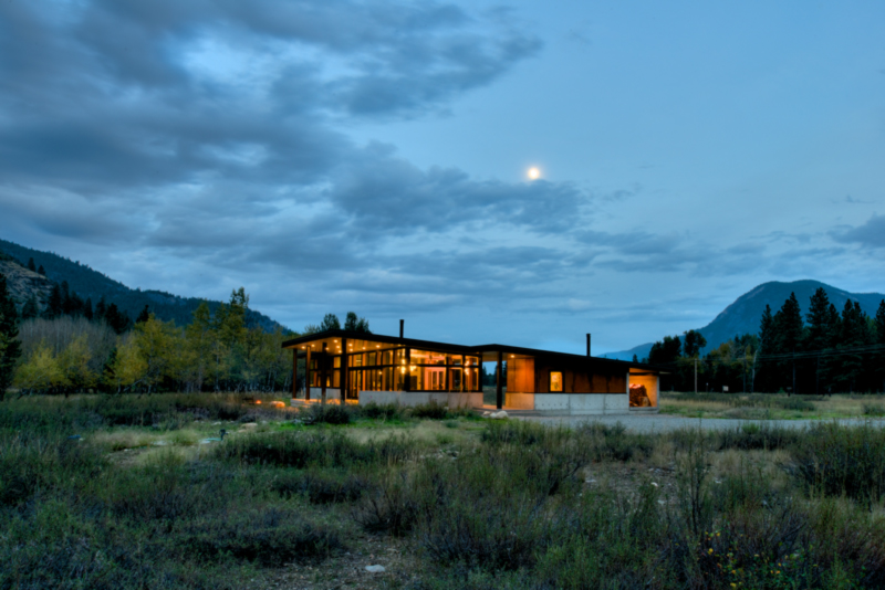 Cozy Up to the Ranchero House, Designed in ARCHICAD