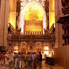 Seville Cathedral Renovation