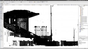 ARCHICAD HABS Point Cloud