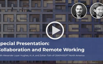 Alexander Loyer Hughes AIA, Presents: Remote Working and Collaboration